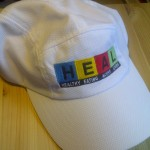 HEAL Running Hat