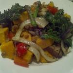 Asparagus, Squash & Lentil Salad