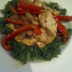 Balsamic Chicken &amp; Pepper Stir-Fry