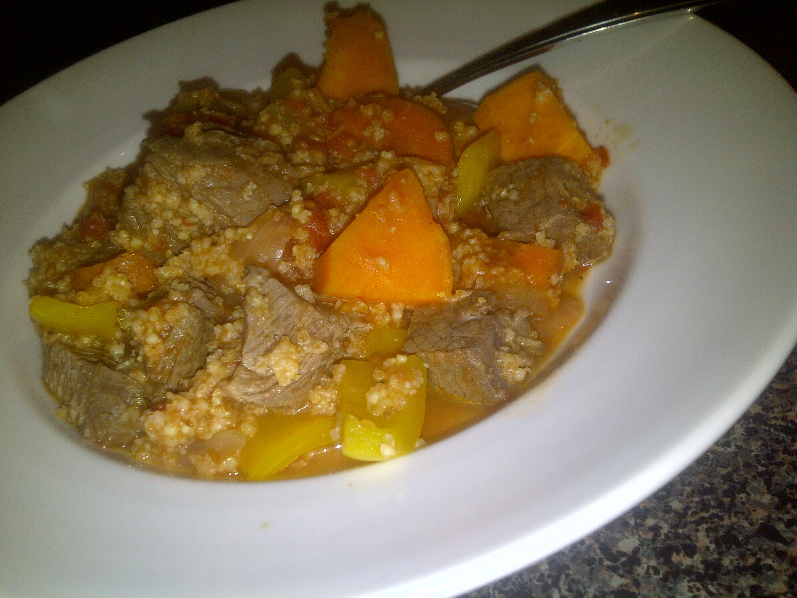 Fall Creole Stew