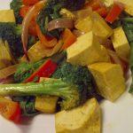 Coconut Tofu Curry