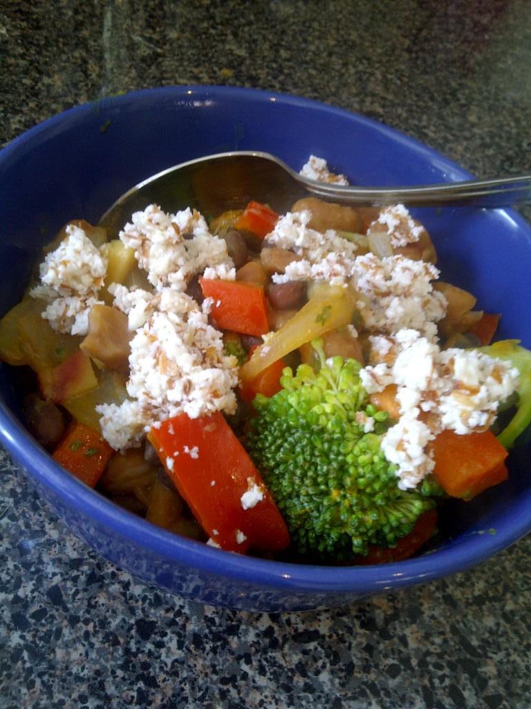 Broccoli & Romano Bean Bowl