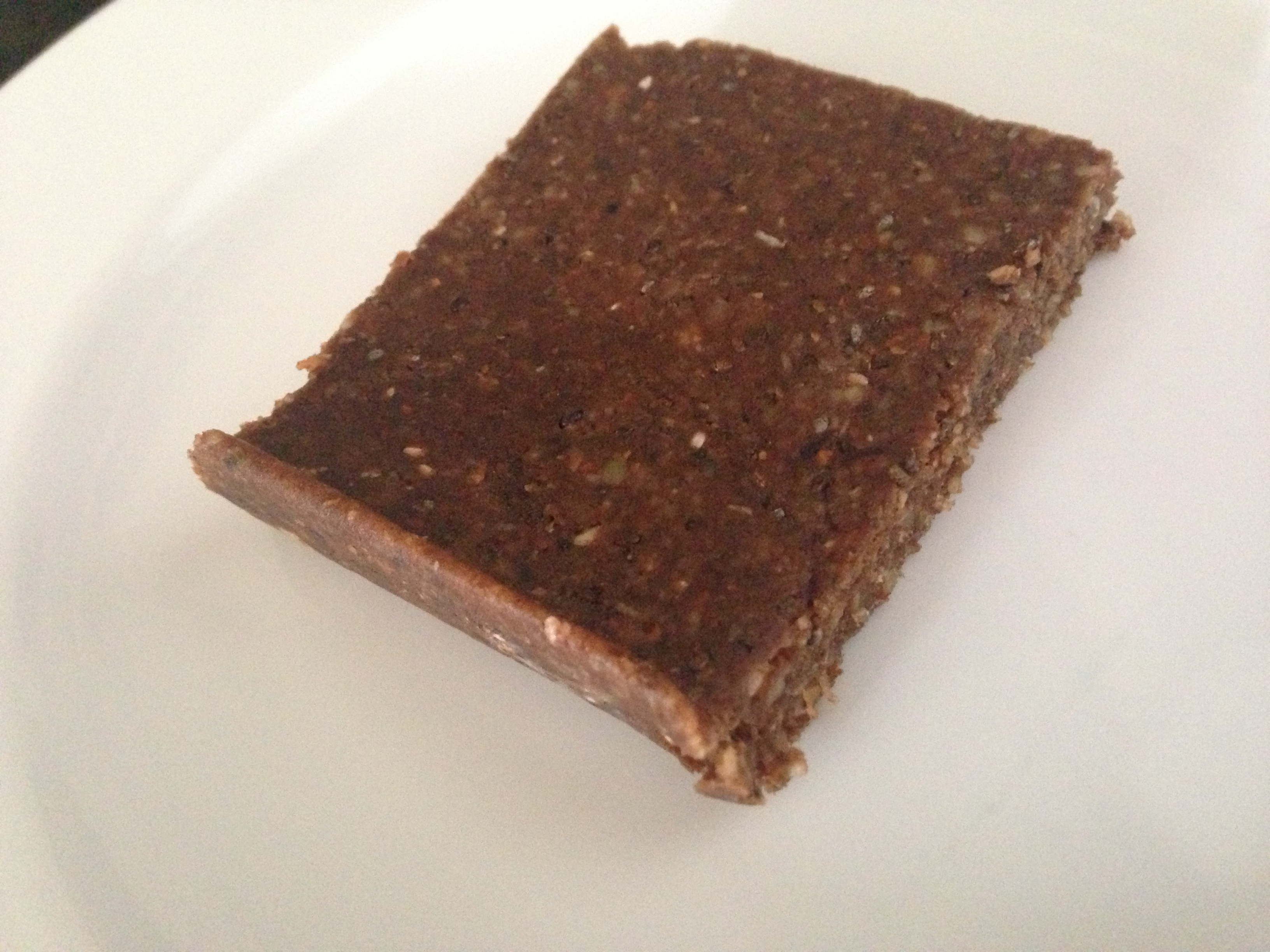 Chocolate Energy Nut Bar
