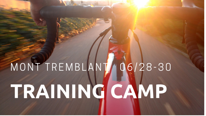 Mont Tremblant Training Camp